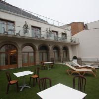 Hotel Cal Piteu, hotel in Guisona