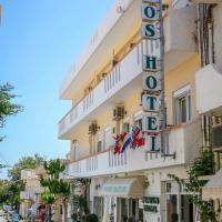 Mirtos Hotel, hotell i Myrtos