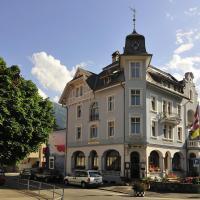Hotel Lötschberg, hotel in Interlaken