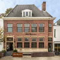 Hotel Bleecker, hotel in Bloemendaal