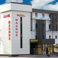 Hotel Magnus Galati, hotel din Galaţi