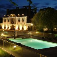 Logis La Marjolaine, hotel in Moulay