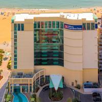 Hilton Garden Inn Virginia Beach Oceanfront, hotel in Virginia Beach