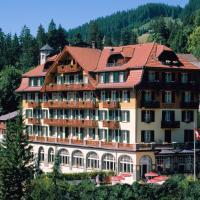 Hotel Belvédère, отель в Венгене