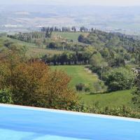 Agriturismo Rigone in Chianti, hotell i Montaione