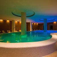 ホテル ヴィラ リッチ、キアンチャーノ・テルメのホテル