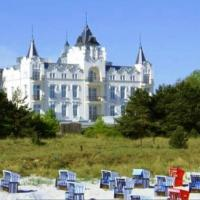 Usedom Palace, Hotel in Zinnowitz