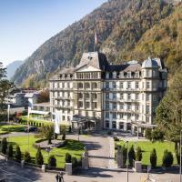 Lindner Grand Hotel Beau Rivage, hotel in Interlaken