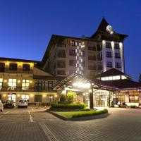 Grand Hotel Velingrad, hotel Velingradban