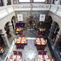Roka Plaza Hotel Boutique, hotel em Ambato