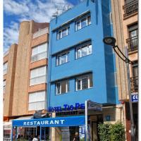 Hotel Tio Pepe, hotel a Peníscola