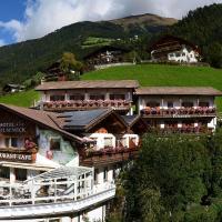 Hotel Felseneck, hotell i San Leonhard in Passeier