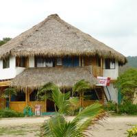 Wipeout Cabaña Restaurant, hotel em Las Tunas