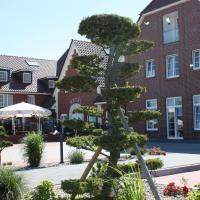Hotel Neuwarft Altbau, Hotel in Dagebüll