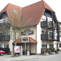 Hotel Waldparkstube, hotel in Bad Schonborn