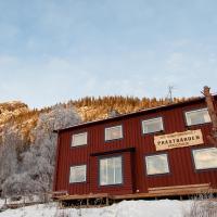 Prästgården i Funäsdalen, hotell i Funäsdalen