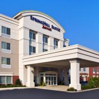 SpringHill Suites Long Island Brookhaven, hotel in Bellport