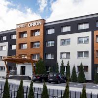 Hotel Orion, hôtel à Sosnowiec