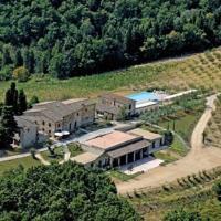 Tenuta La Borriana, hotell i Carmignano