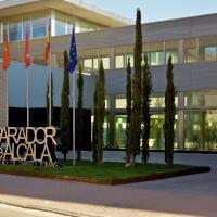Parador de Alcalá de Henares, отель в городе Алькала-де-Энарес