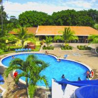Tropiclub Playa El Cuco, hotell sihtkohas El Cuco
