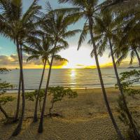 Marlin Waters Beachfront Apartments, hotel in Palm Cove
