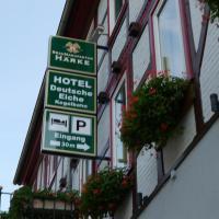 Hotel Deutsche Eiche, hotel in Northeim
