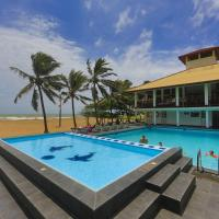 Catamaran Beach Hotel - Level 1 Certified, hotel in Negombo