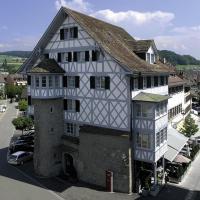 Hotel Restaurant zum goldenen Kopf, hotel in Bülach