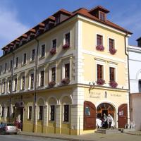 Hotel St Florian, hotel v Lokti