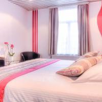 Hotel Le Terminus, hotel in Mons