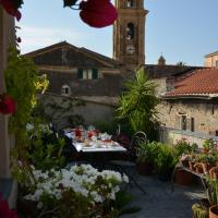 La Terrazza di Vico Olivi B&B, hotell i Ventimiglia