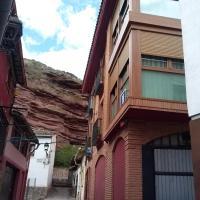 Hostal Ciudad de Nájera, hotel in Nájera