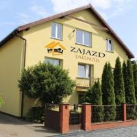 Zajazd Jagnar, hotel in Trzcianka
