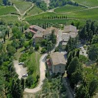 Borgo Poneta, hotel in Barberino di Val d'Elsa