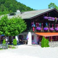 Wirtshaus und Pension Hocheck, Hotel in Ramsau bei Berchtesgaden