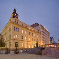 Imperial Hotel Ostrava, отель в Остраве