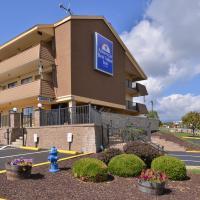 Americas Best Value Inn-Pittsburgh Airport, hotel near Pittsburgh International Airport - PIT, Coraopolis