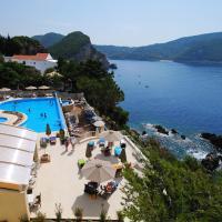 Akrotiri Beach Resort Hotel, hôtel à Paleokastritsa