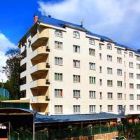 Imperia Hotel, hotel Szocsiban
