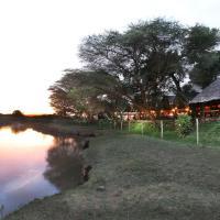Mara River Lodge, hotel v destinaci Aitong