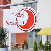 Hotel Mezzaluna, hotell i Treviso