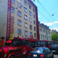 Hotel Rheinfall, hotel in Neuhausen am Rheinfall