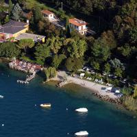 Hotel Garden Zorzi, hotel in San Felice del Benaco