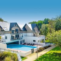 Résidence Vacances Bleues Les Jardins d'Arvor, hôtel à Bénodet