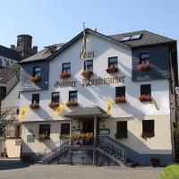 Goldener Pfropfenzieher, Hotel in Oberwesel