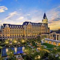 Hilton Qingdao Golden Beach, отель в городе Huangdao