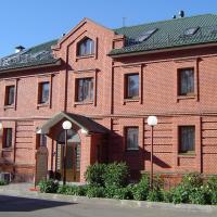 Monomakh Hotel, hotel in Vladimir
