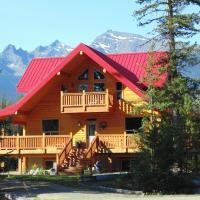 TimberWolf Mountain Lodge, hotel em Tete Jaune Cache