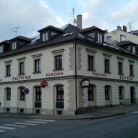 Penzion Poprda, hotel a Klatovy